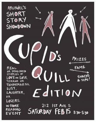 Short Story Showdown: Cupid's Quill Edition