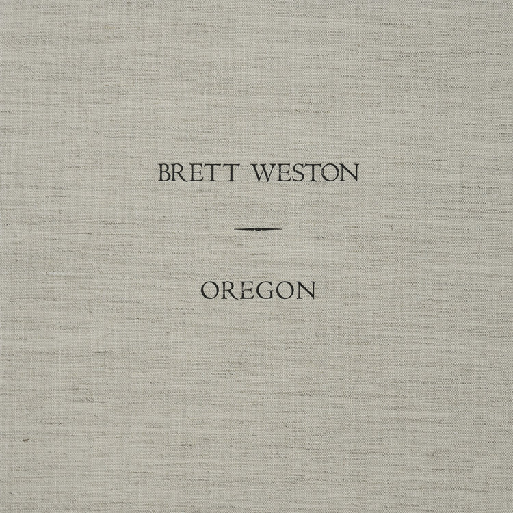 Oregon. Brett Weston, Roger Cushing Aikin.
