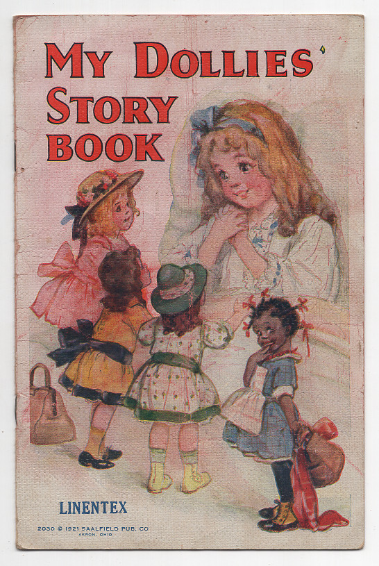 My Dollies' Story Book (Linentext #2030)