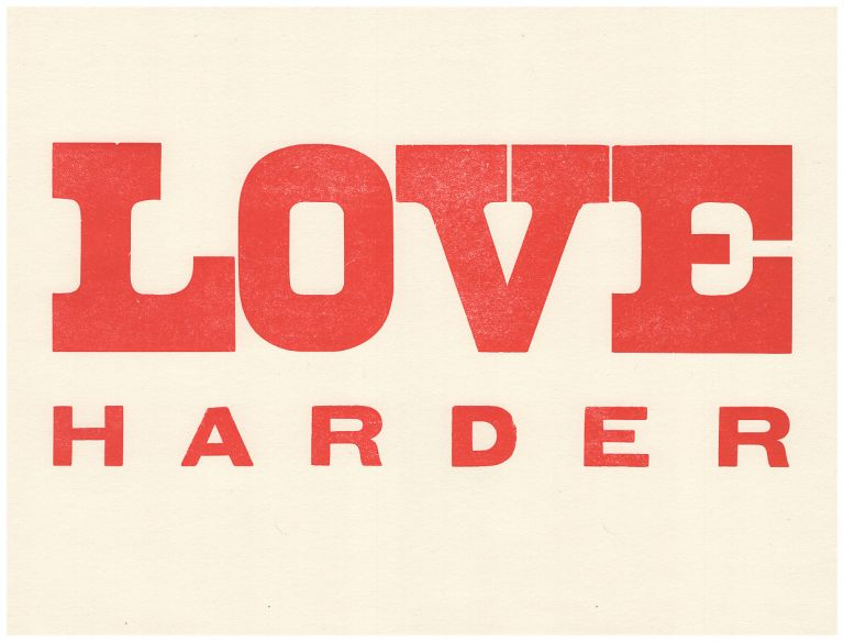 Love Harder. Annie Brule Phil Bevis, Geoff Wallace.