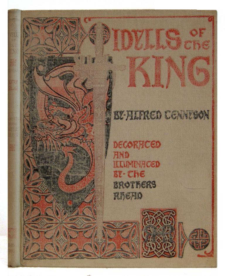 Idylls of the King: Vivien, Elaine, Enid, Guinevere. Alfred Lord Tennyson.