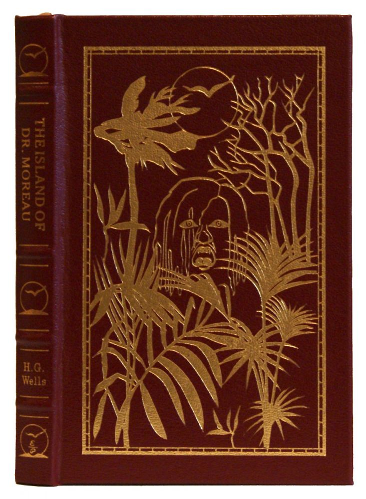 The Island of Dr. Moreau. H. G. Wells.