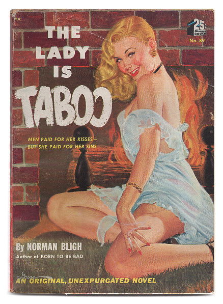 THE LADY IS TABOO. Norman Bligh.