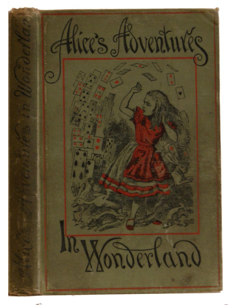 "Alice's Adventures in Wonderland. ""People's Edition"" Lewis Carroll."