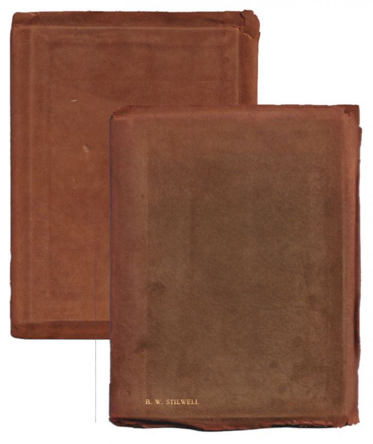 History of the Chiron Club from its organization in 1886 to 1904 [with] History of the Chiron Club continued from 1904 to 1926. Two Volumes. Chiron Club.