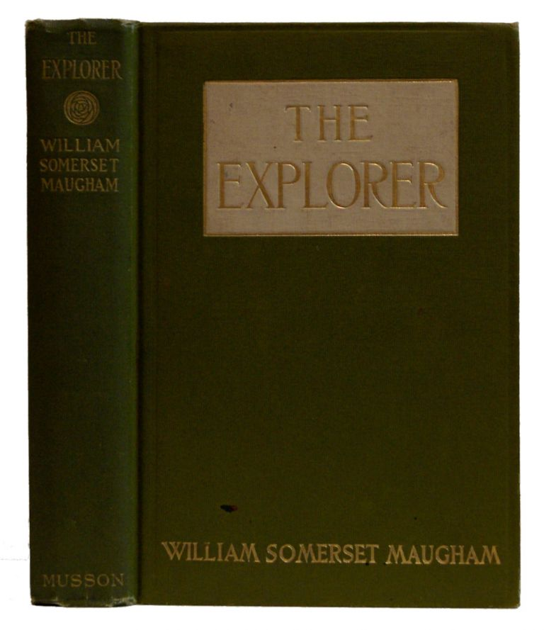 The Explorer. W. Somerset Maugham, William.