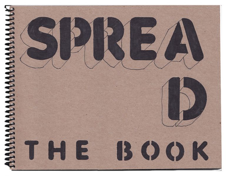 Spread: The Book (Issues 1-33 complete). Chris Dusterhoff.