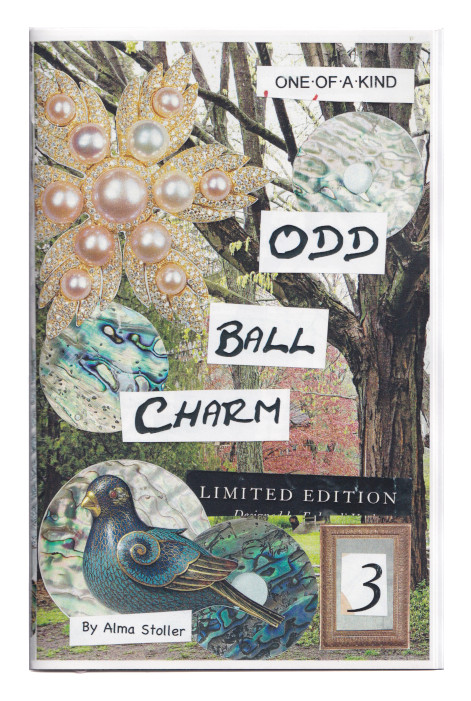 Odd Ball Charm No. 3 - One Of A Kind. Alma Stoller.