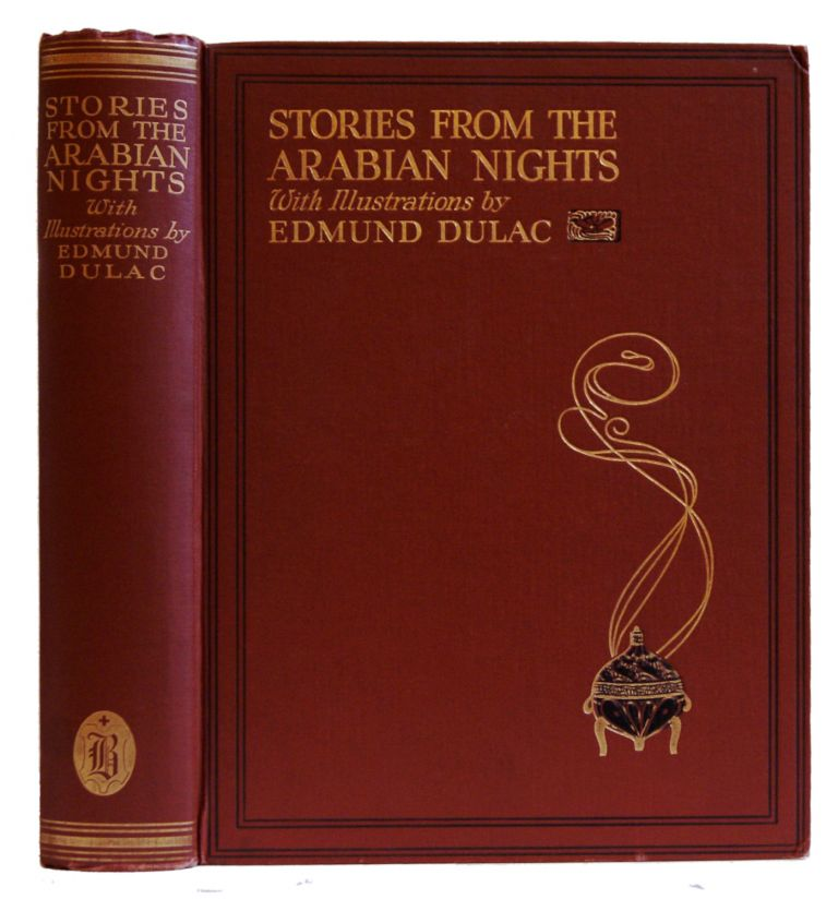 Stories from the Arabian Nights. Laurence Housman.
