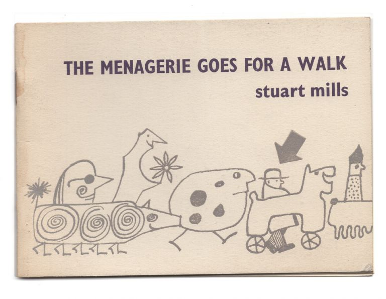The Menagerie Goes For a Walk. Stuart Mills.