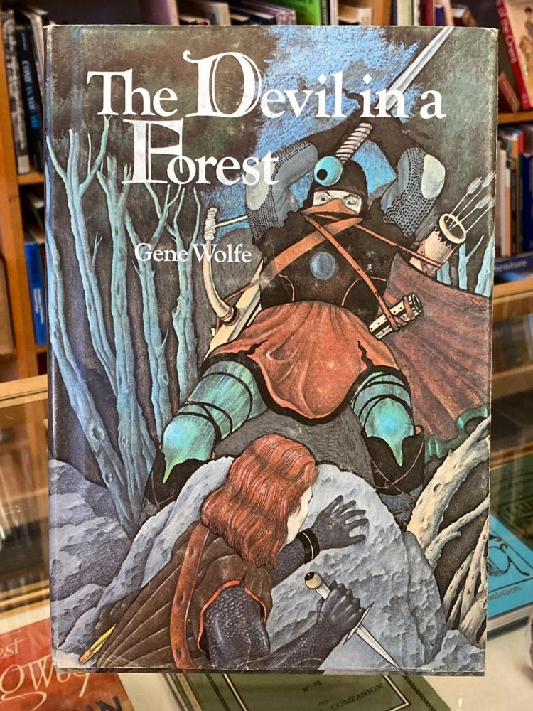 The Devil in a Forest. Gene Wolfe.