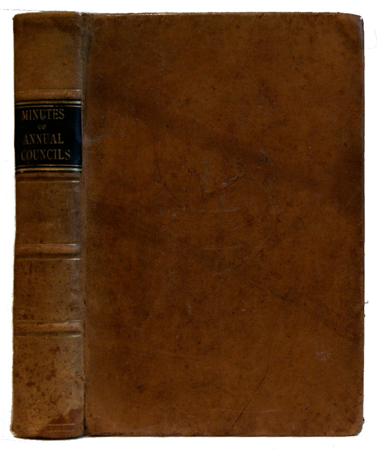 Minutes of the Annual Meetings of the Brethren: Also, Supplemental Minutes from 1876 to 1885, and Appendix. Joseph I. Cover, Samuel Murray.