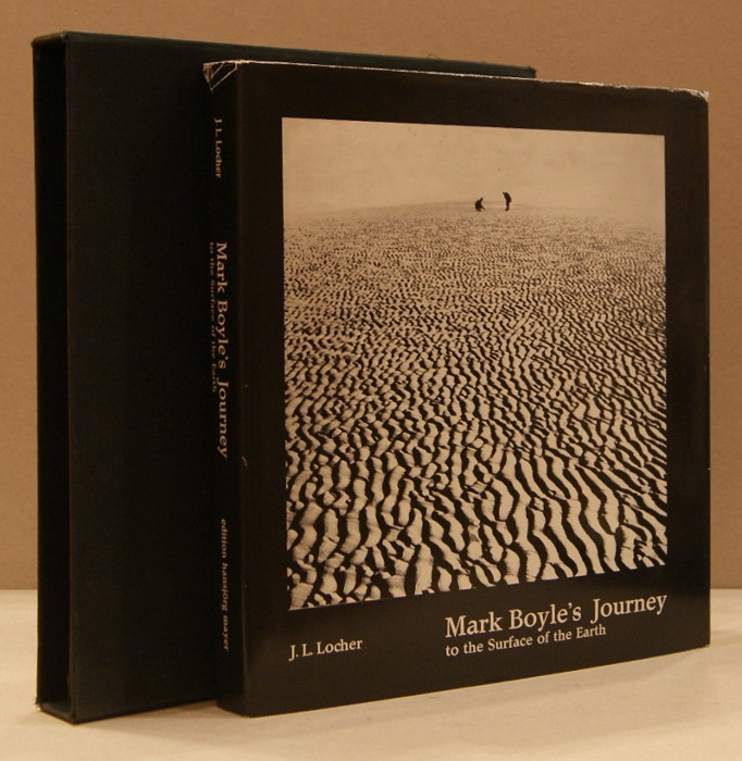 Mark Boyle's Journey to the Surface of the Earth. Mark Boyle, J. L. Locher.