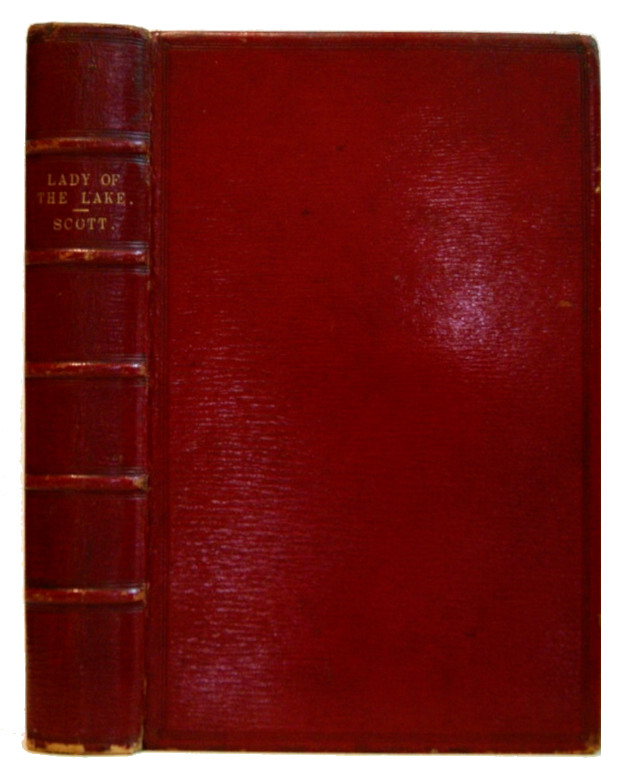 The Lady of the Lake / By Sir Walter Scott, Bart. Sir Walter Scott.