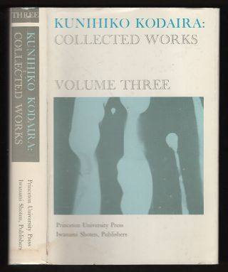 Kunihiko Kodaira: Collected Works: Vol.III. Kunihiko Kodaira
