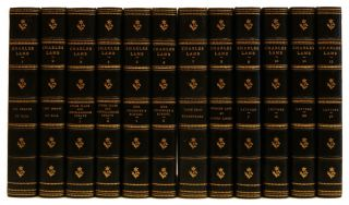 The Life and Works of Charles Lamb [12 Volume set