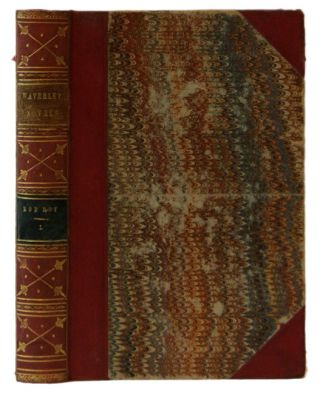 The Waverley Novels / By Sir Walter Scott, Bart. (36 Volumes]