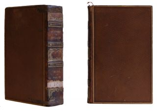 The History of England from the Invasion of Julius Caesar to the Revolution in 1688 [10 volumes]