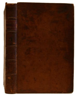 An Interesting Appendix to Sir William Blackstone's Commentaries on the Laws of England