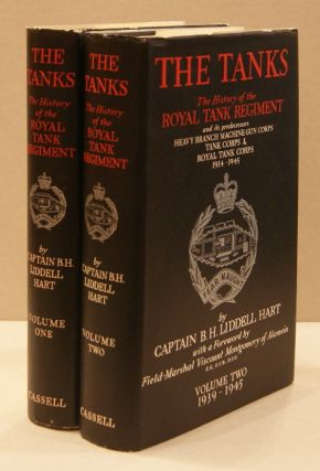 The Tanks: The History of the Royal Tank Regiment and Its Predecessors, Heavy Branch Machine-Gun...