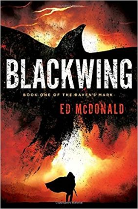 Blackwing (Raven's Mark). Ed McDonald