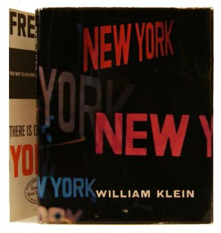 Life is Good and Good for You in New York: Trance Witness Revels. Wiliam Klein.