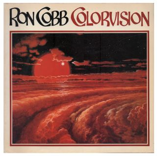Colorvision. Ron Cobb