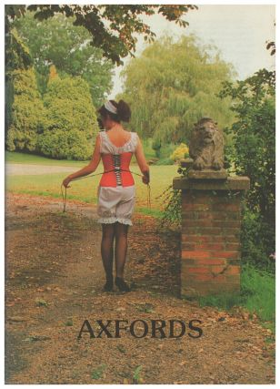 Axfords Catalogue. Axfords