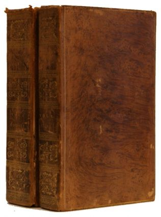 The Iliad and The Odyssey. Translated Into English Blank Verse By the Late William Cowper, Esq. [4 Volumes Bound in 2]. Homer, William Cowper.