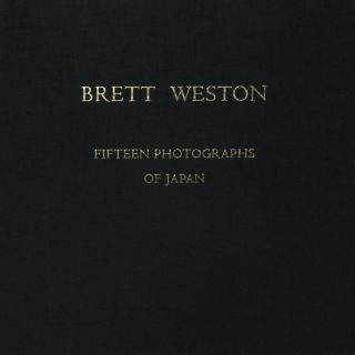 Fifteen Photographs Of Japan. Brett Weston, Roger Cushing Aikin.