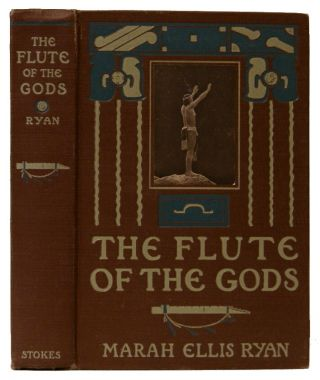 The Flute of the Gods. Edward S. Curtis, Mariah Ellis Ryan