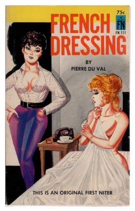French Dressing - Eric Stanton Cover. Pierre Du Val