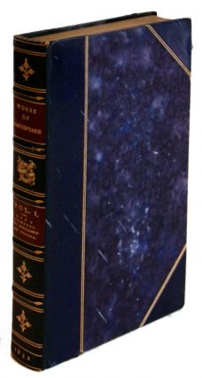 The Plays and Poems of Shakespeare, with a Life, Glossarial Notes, and One Hundred and Seventy Illustrations from the Plates in Boydell's Edition [15 Volumes]