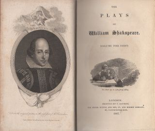 The Plays of William Shakspeare [10 volumes]