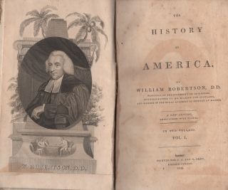 The History of America [2 volumes]