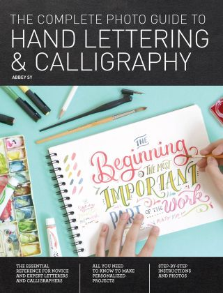 The Complete Photo Guide to Hand Lettering and Calligraphy: The Essential Reference for Novice...