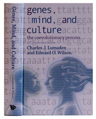 Genes, Mind, and Culture - The Coevolutionary Process: 25th Anniversary Edition. Charles J....