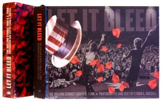Let It Bleed: The Rolling Stones 1969 U.S. Tour. Ethan A. Russell, Rolling Stones