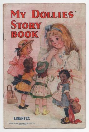 My Dollies' Story Book (Linentext #2030