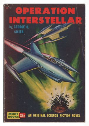 Operation Interstellar. George O. Smith