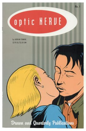 Optic Nerve. No. 1 / April 1995. Adrian Tomine