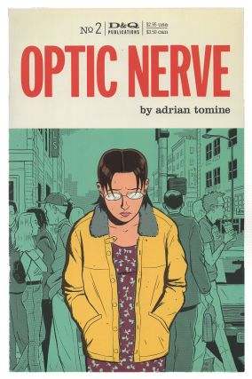 Optic Nerve. No. 2 / November 1995. Adrian Tomine