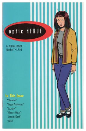 Optic Nerve. No. 7 / Summer1994. Adrian Tomine