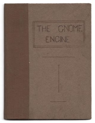 The Gnome Aeroplane Engine. Edward G. Martin, Edward S. Martin Jr