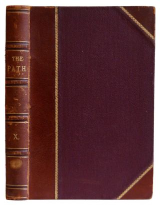 The Path. Volume X, 1895-1896 Numbers 1 to 12