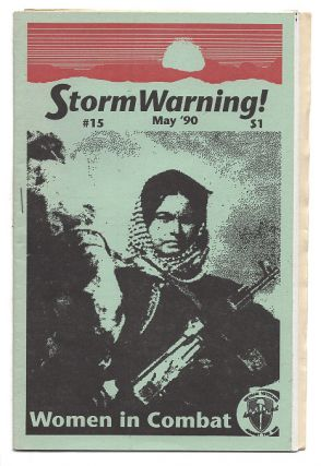 StormWarning! - No. 15: Women in Combat / May 1990