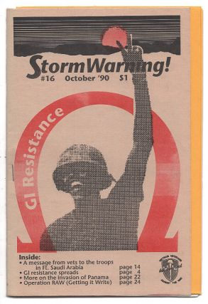 StormWarning! - No. 16: GI Resistance / October 1990