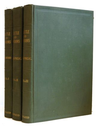 Seattle and Environs 1852-1924 [3 volumes]. C. H. Hanford