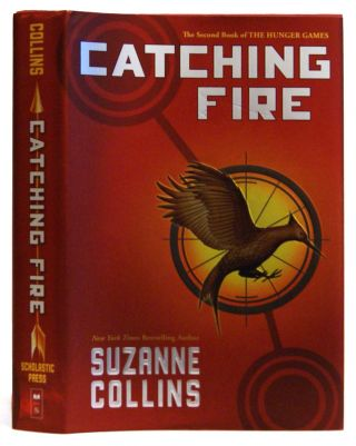 Catching Fire. Book 2 of The Hunger Games. Suzanne Collins