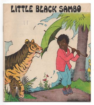 Little Black Sambo (No. 3100-B). Bannerman, Helen